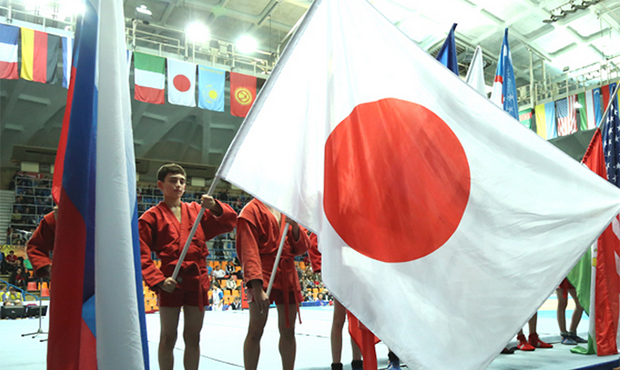 Official website of the Sambo World Championship 2014 is open