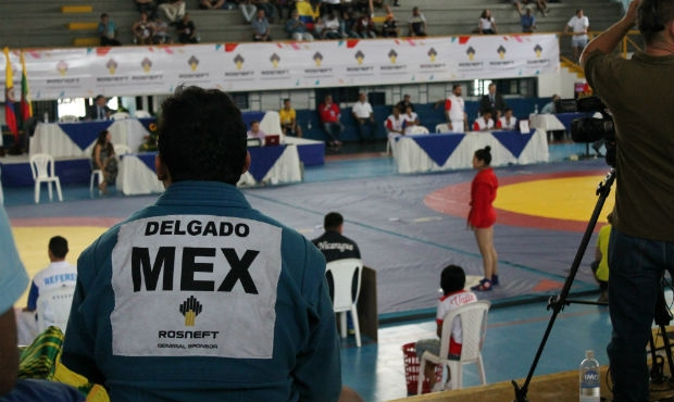 Live Broadcasting of the 2 nd Day Pan American SAMBO Championships in Colombia