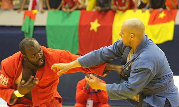 African Sambo Championship-2015 in Casablanca: emotions and impressions of the second day's winners of the continental tournament