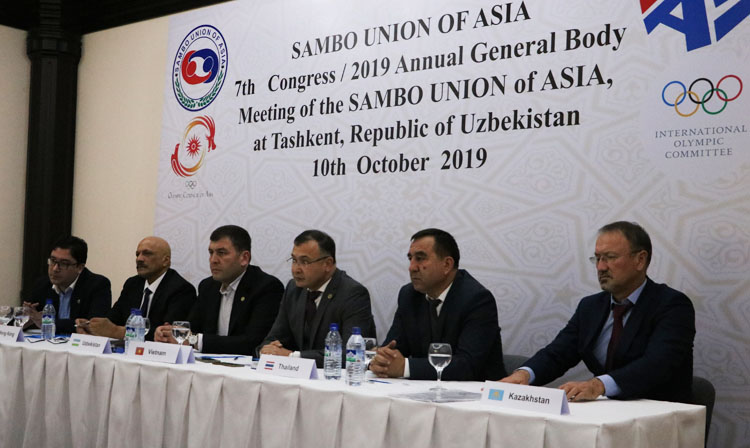 Indonesia To Host 2020 Asian SAMBO Championships