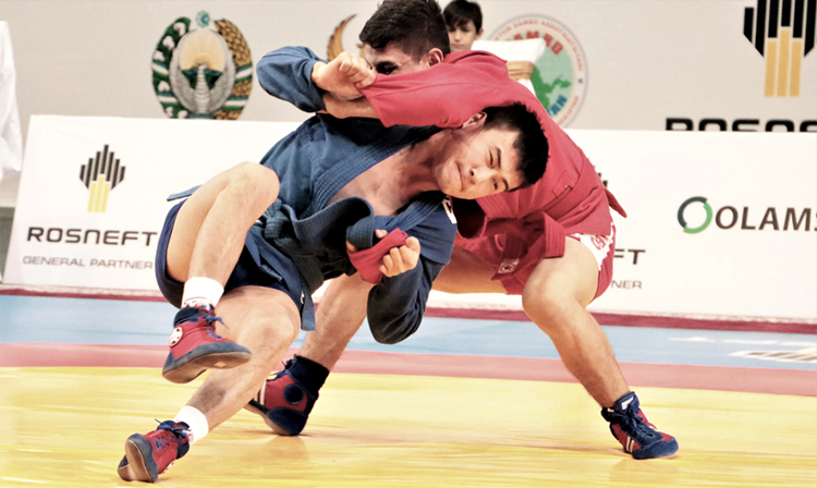 Reflections of the Winners of the 3rd Day of the World Youth and Junior SAMBO Championships in Tashkent