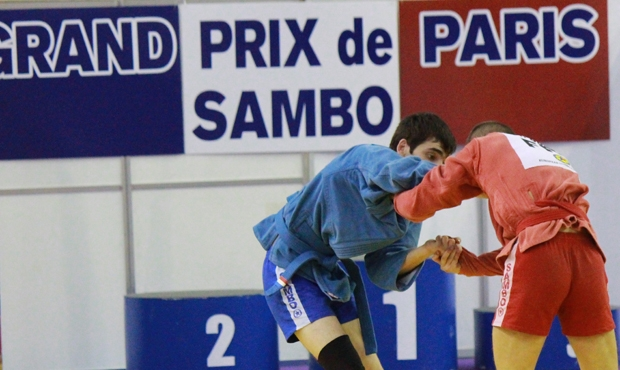 17th Paris Sambo Grand Prix