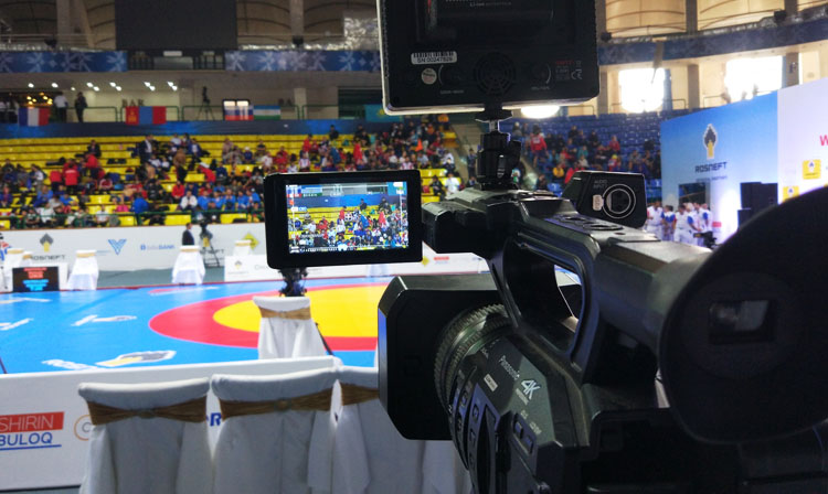 [LIVE BROADCAST] World Youth and Junior SAMBO Championships in Tashkent