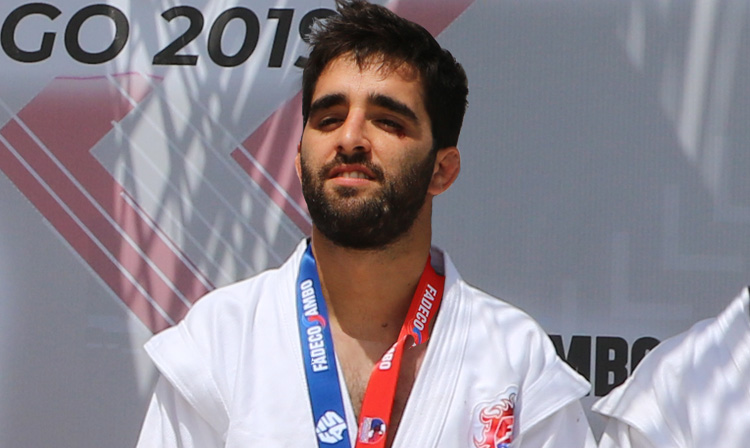 "Santiago ACOSTA: ""SAMBO in Uruguay is a Fairly New Sport"""
