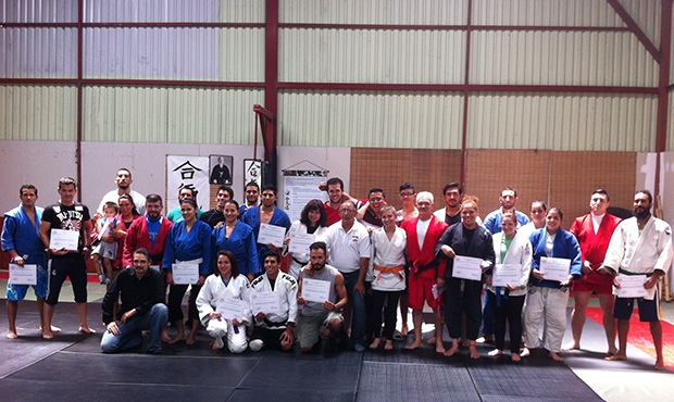 Seminar for referees in Costa Rica