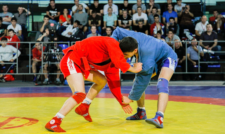 [Live Broadcast] International SAMBO Tournament for the Prizes of CSTO