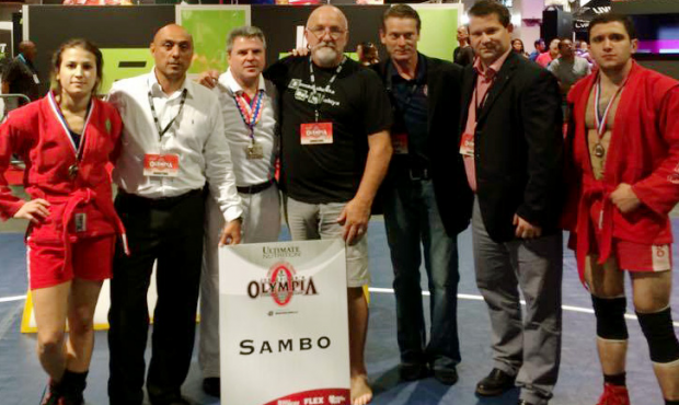 Mister Olympia Tournament opened its doors to sambo