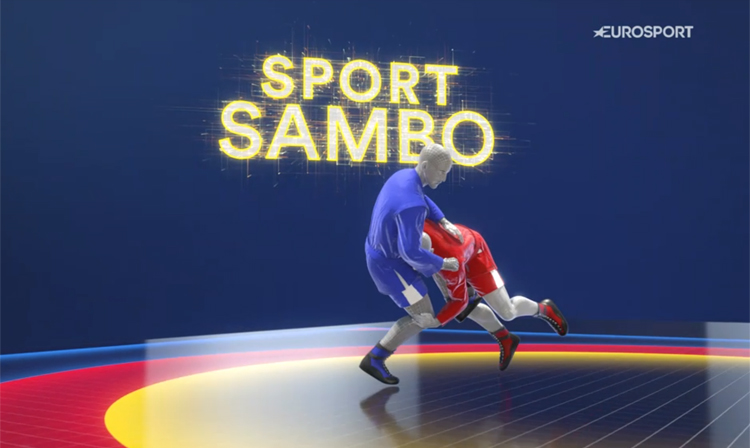 [EUROSPORT] Sports Explainer: The sport of SAMBO