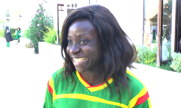 SAMBO Woman from Africa founded a Business using Prize Money from the World SAMBO Championships
