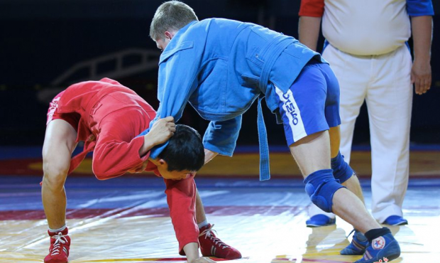 "Results of the XIV ""A"" category Yuri Potapov Memorial International Sambo tournament, Day 1"