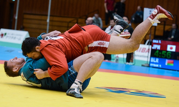 Video Review of the World Sambo Championship 2014 in Narita (Japan) [VIDEO]