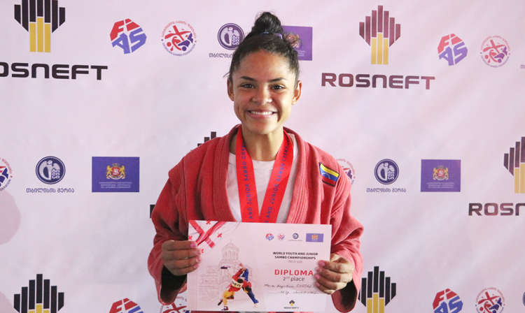 "Maria Amyulina GUEDEZ: ""I Wish To Achieve Even Greater Results Than My Older Sister"""