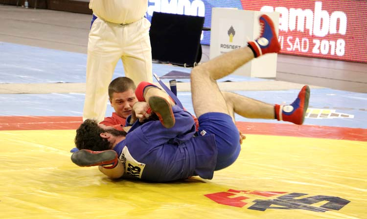 Reflections of the Medalists of the 2nd Day of the SAMBO Students World Cup