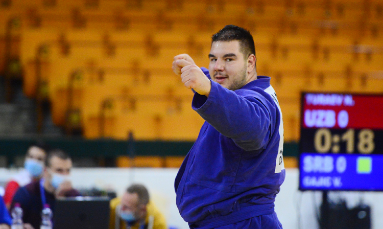 "Vladimir GAJIC: ""Going on the mat against the King of SAMBO is a special pride"""