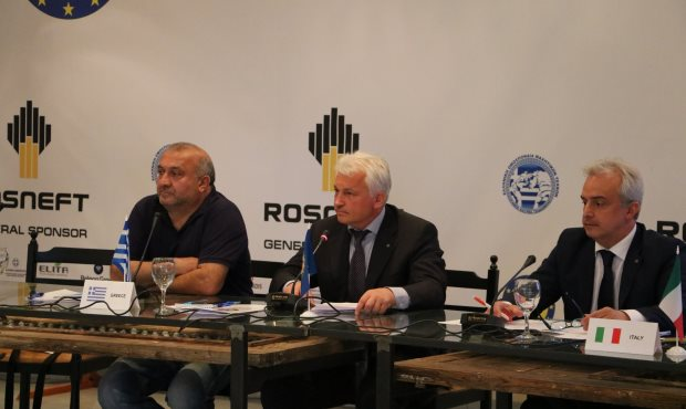 Congress of the European Sambo Federation Was Held In Greece
