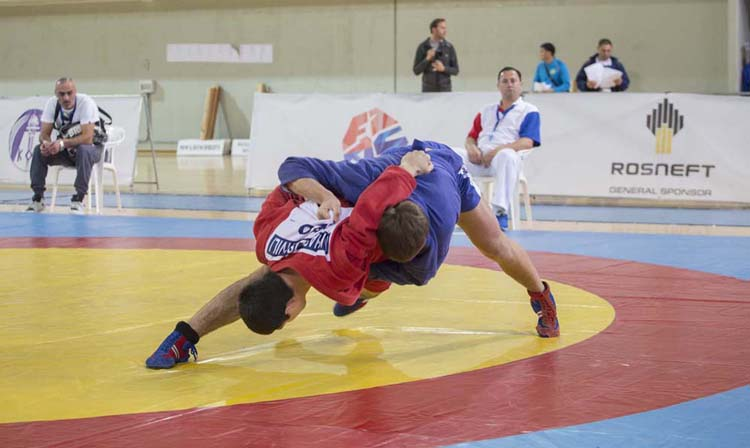 [LIVE BROADCST] European Youth and Junior SAMBO Championships