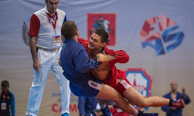 [VIDEO] Highlights of the Russian President's Sambo Cup 2015 in Moscow