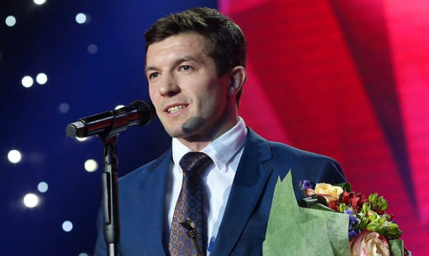 "Stepan Popov became the winner of the contest ""Triumph. To sports heroes"""