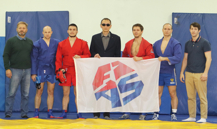 Blind SAMBO Demonstration will be held at the World Championships in Korea