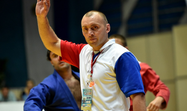 Names of the referees at the Sambo World Championship among masters have been announced