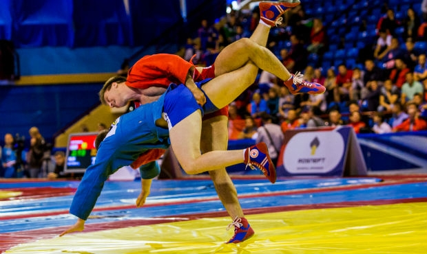 Draw of the 2nd Day of the European SAMBO Championships