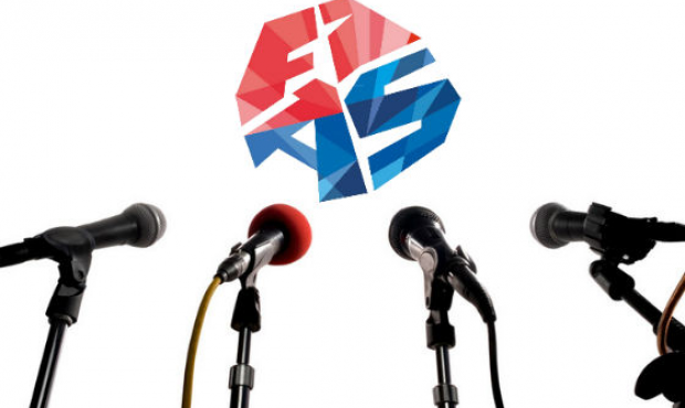 Online broadcast of the FIAS press-conference