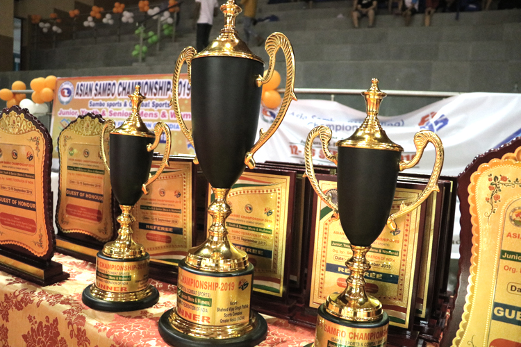 Reflections of the Winners of the Asian SAMBO Championships in India