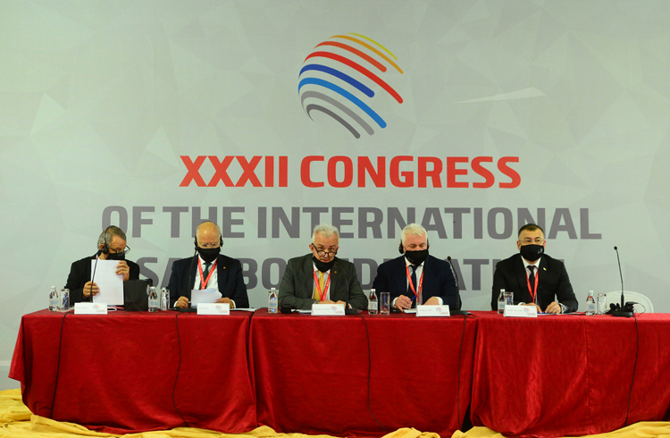 XXXII FIAS Congress Held