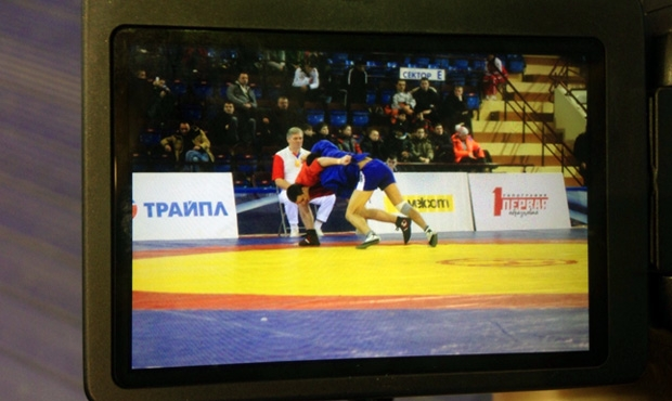 "Bronze medals winners of the first competition day of the Stage of the World Cup ""Belarus Open Sambo Championship for prizes of the President of the Republic of Belarus"""