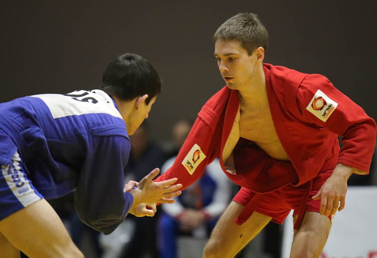 Russian Sambo Cup was held in Kstovo: results and video