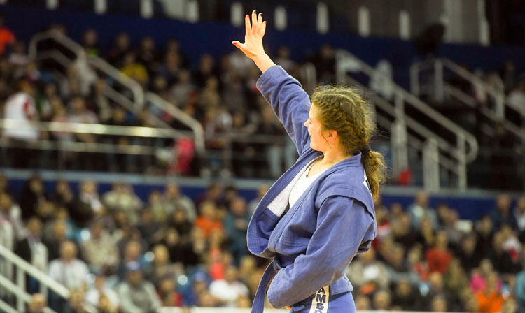 World Rating List of the Female Sambists on the Results of the Year 2017 is Published