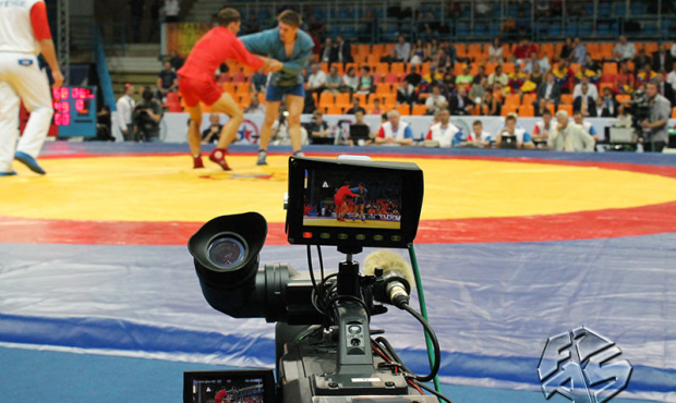 Live Broadcast of the Open European SAMBO Championship among Cadets, Riga (Latvia)