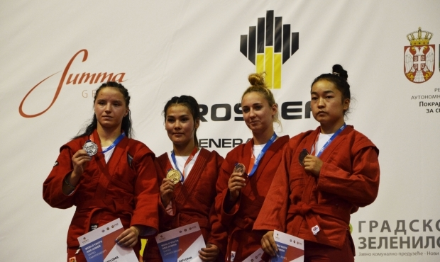 WHAT WINNERS AND MEDALLISTS OF THE THIRD DAY OF THE WORLD SAMBO CHAMPIONSHIPS AMONG YOUTH AND JUNIORS IN SERBIA WERE TALKING ABOUT
