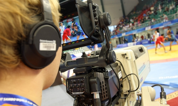 Online broadcast of the European Sambo Championship among Youth and Juniors 2015