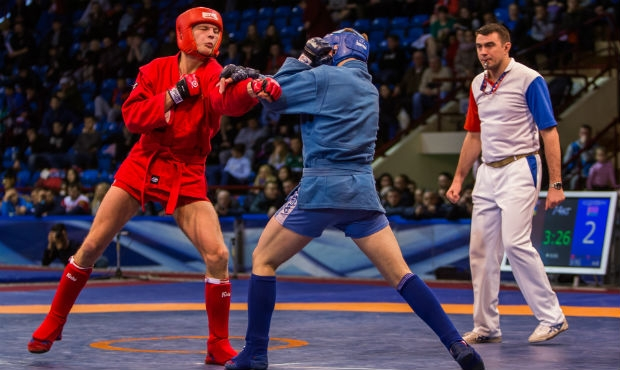 [VIDEO]. Highlights of the International SAMBO Tournament in Minsk. Day 2. Open SAMBO Championship of Belarus 2016