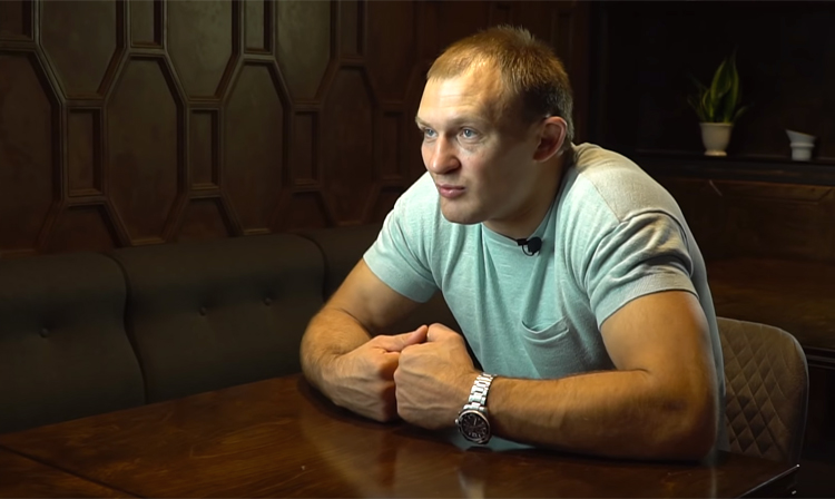 "[VIDEO] Andrey Kazusionok: ""I keep the most valuable medals separately from the rest"""