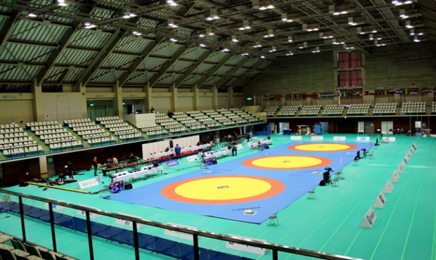 Online Broadcast OF the Sambo World Championship 2014 in Narita (Japan)
