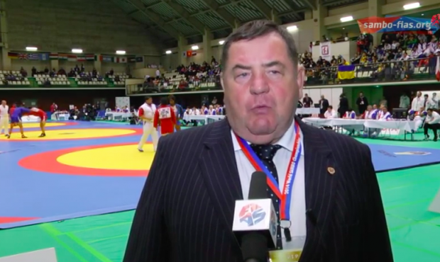 World Sambo Championship 2014. Official View [VIDEO]