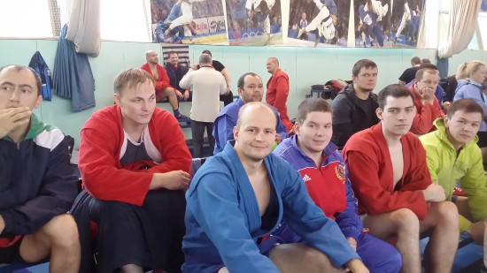The Russian Sambo Championships among the Hearing Impaired were held In Zelenograd