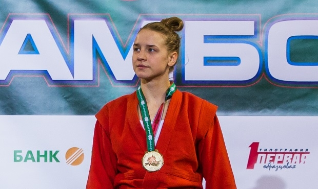 "Anastasia Shinkarenko: ""This was my first championships after a one-year break"""
