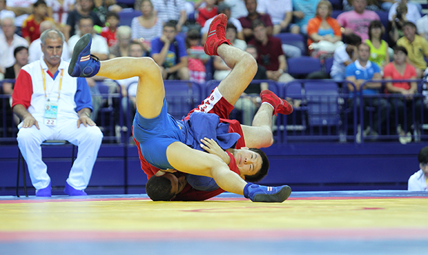 Asian SAMBO Championship and World SAMBO Cup in Venezuela: change of dates and venues