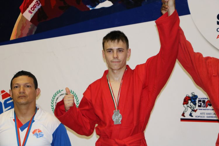 "Pavel RYBIN: ""Argentinian Youth Switches To SAMBO"""