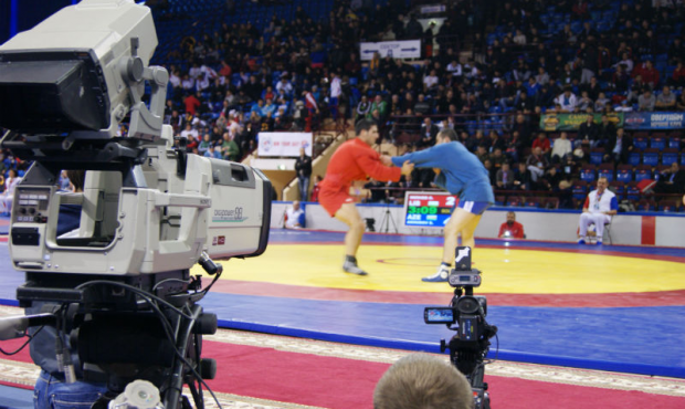 World SAMBO Championship 2012 in Minsk has started! See online broadcast at FIAS site