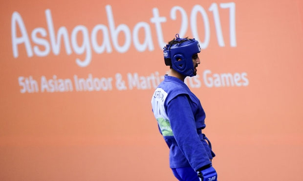 [FIAS TV] SAMBO at the Asian Games - Ashgabad 2017. How it was starting