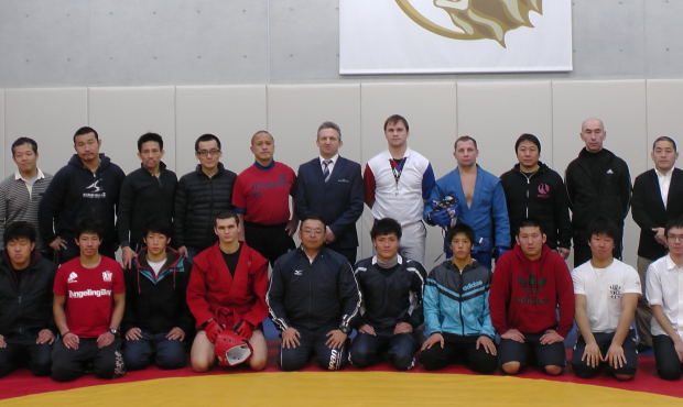 SAMBO Japan in February: who are the judges?
