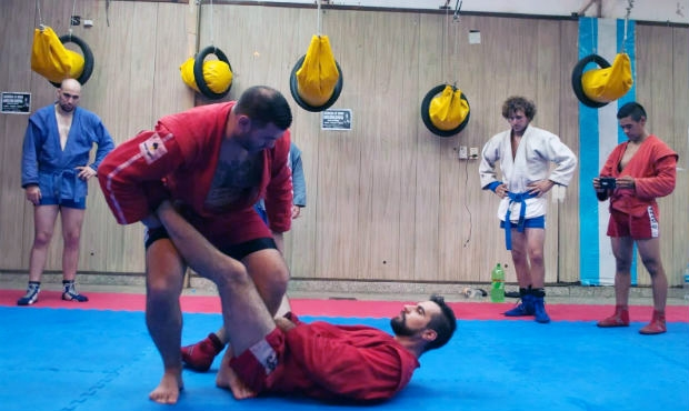Sambo coaches will be trained in Argentina