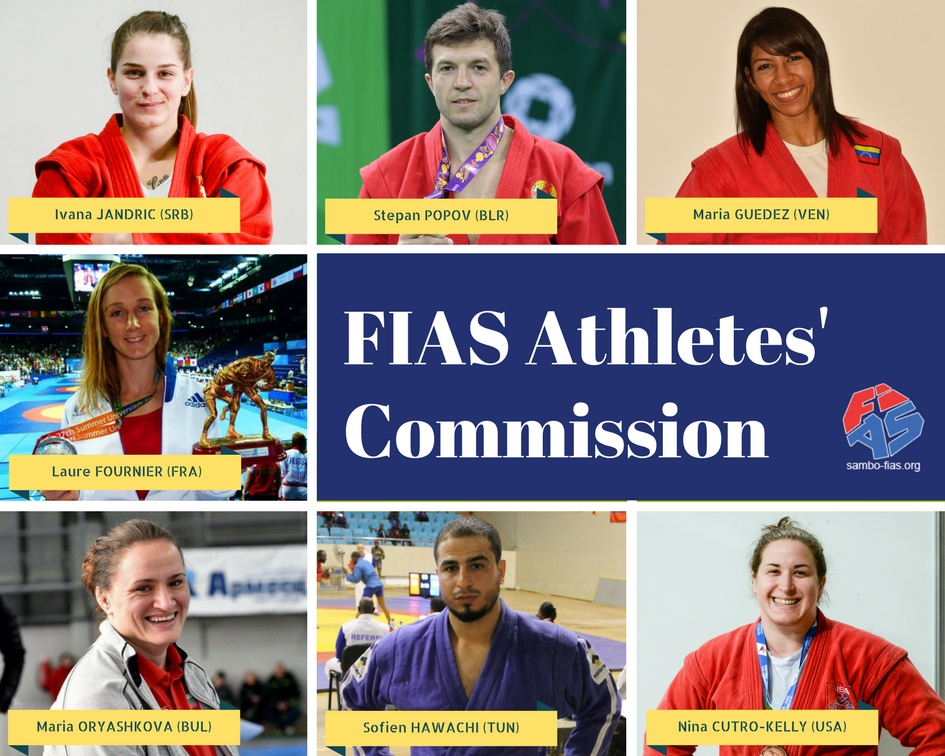 FIAS Athlete's Commission