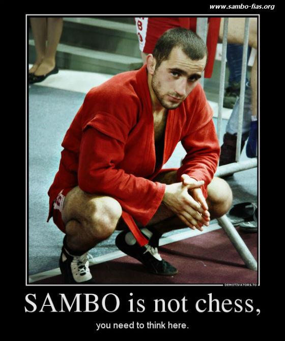 Смешные картинки самбо