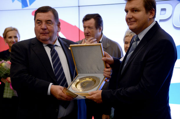 Sambo in Russia and in the World exhibition was opened in the State Duma