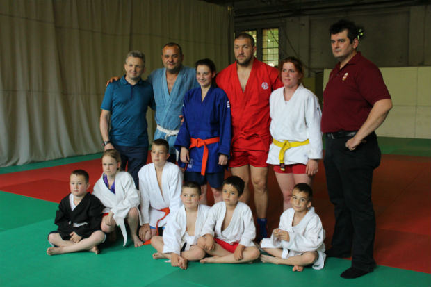 THE INTERNATIONAL SAMBO FEDERATION HOLDS A TWO-DAY PRESENTATION IN BUDAPEST